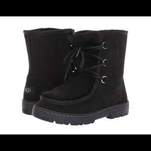 Brand New UGG Black Mukluk Revival Boots